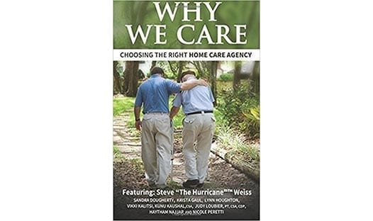 Why We Care book cover